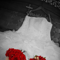 Wedding Dresses, Fashion, white, red, dress, Inspiration board