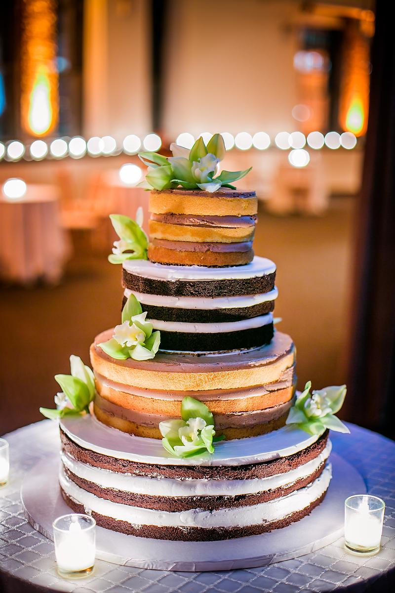 Cakes, cake, Wedding, Naked, Shera dan, Shera daniel