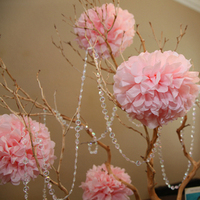 Reception, Flowers & Decor, pink, Centerpieces, Centerpiece