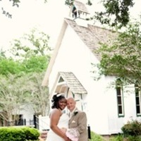 Ceremony, Flowers & Decor, white, pink, Park, Chapel