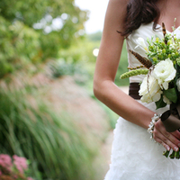 ivory, green, brown, Fall, Rustic, Bouquet, Courtney sawyer