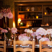 Reception, Flowers & Decor, pink, Centerpieces, Accents, Flower, Centerpiece