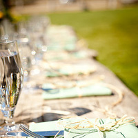 Reception, Flowers & Decor, green, Country, Settings