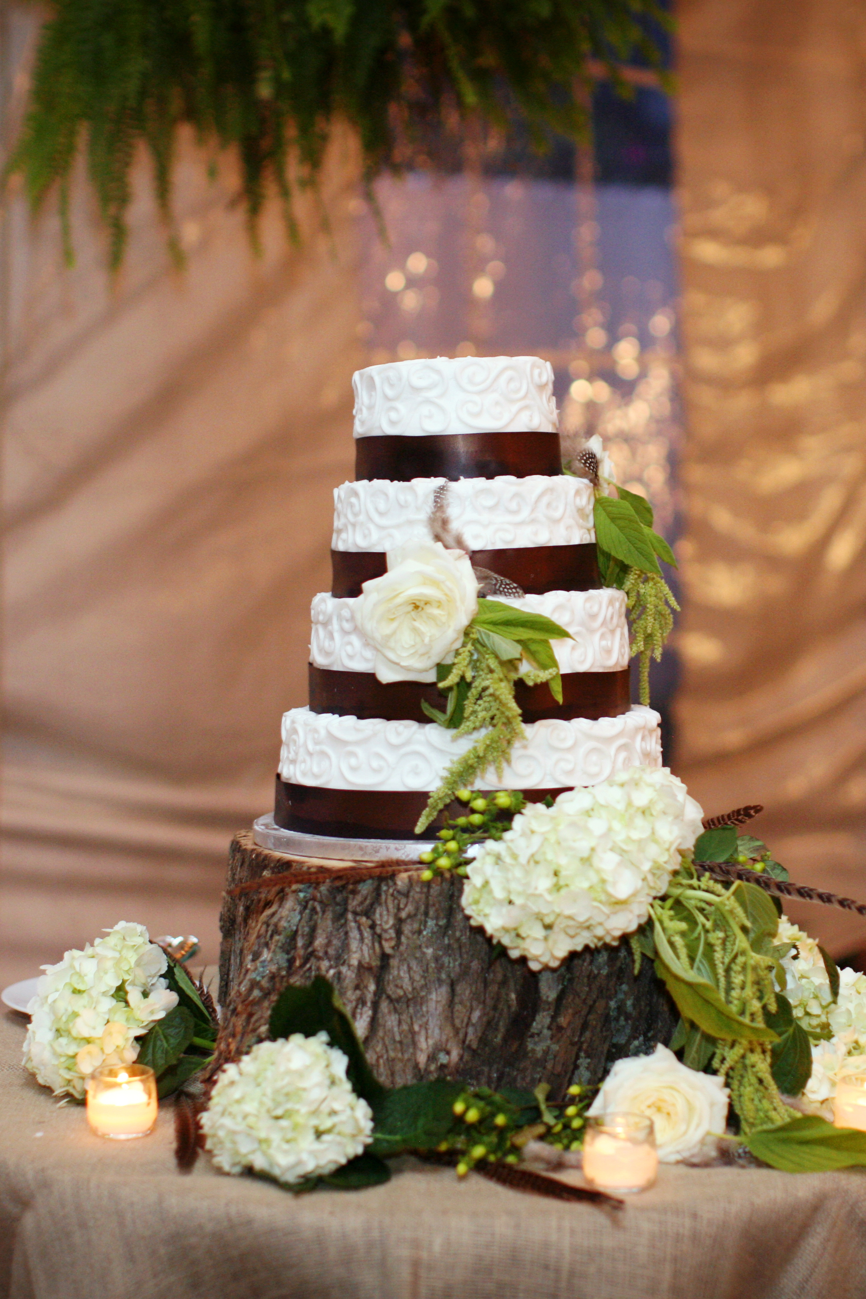 Cakes, brown, cake, Fall, Rustic, Stand, Autumn, Wood, Courtney sawyer