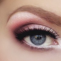 Beauty, pink, Makeup