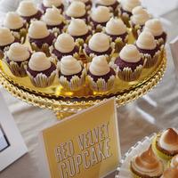 red, Cupcakes, Dessert, Cupcake, Bar, Velvet, Andrea eric