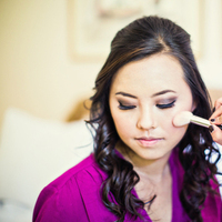 Beauty, Makeup, Wedding, Bridal, Eye, Smokey, Brush, Jeanne johnhan