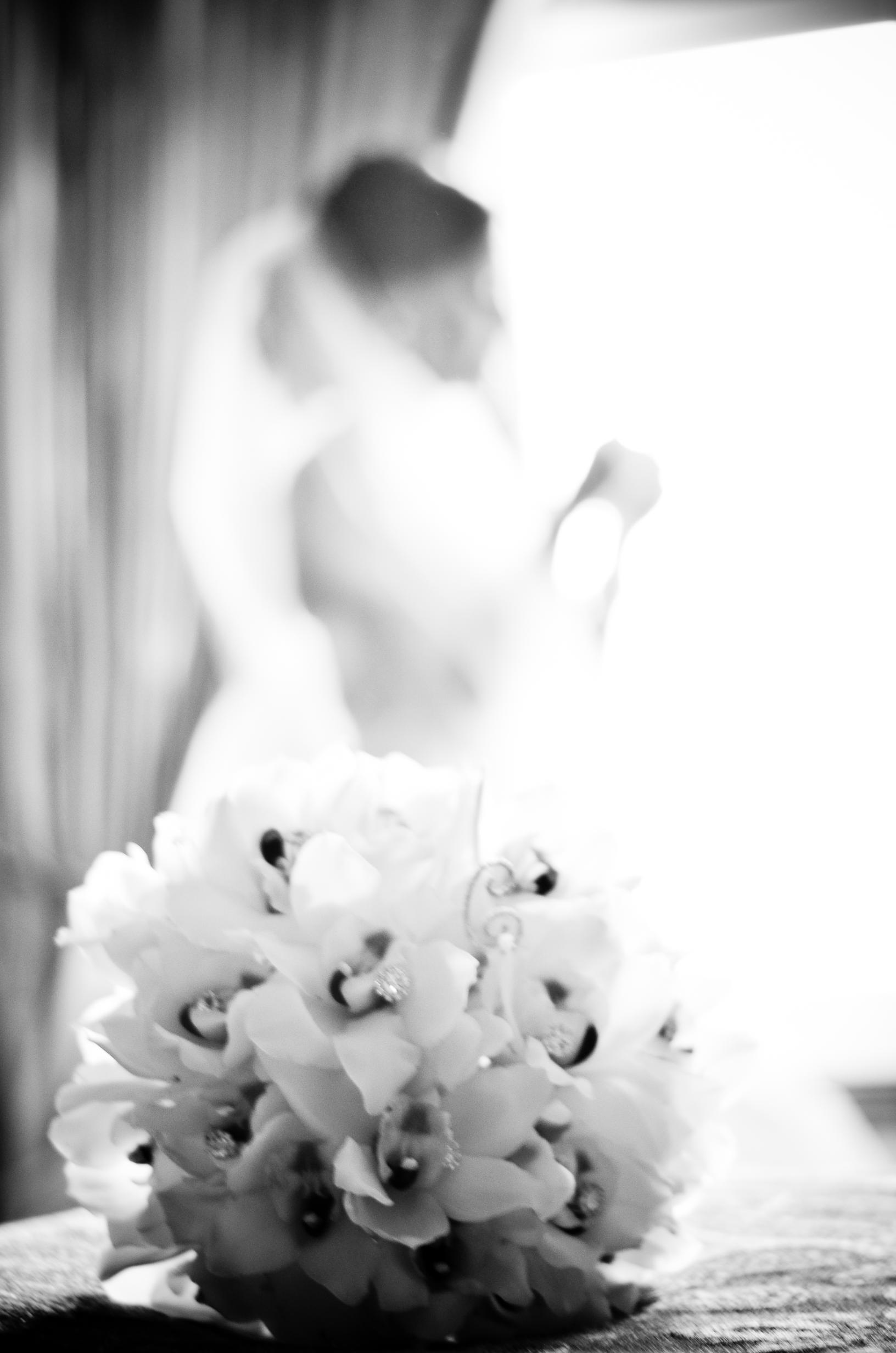 Bride, Bouquet
