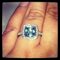Jewelry, blue, Engagement Rings, Engagement ring, Aquamarine