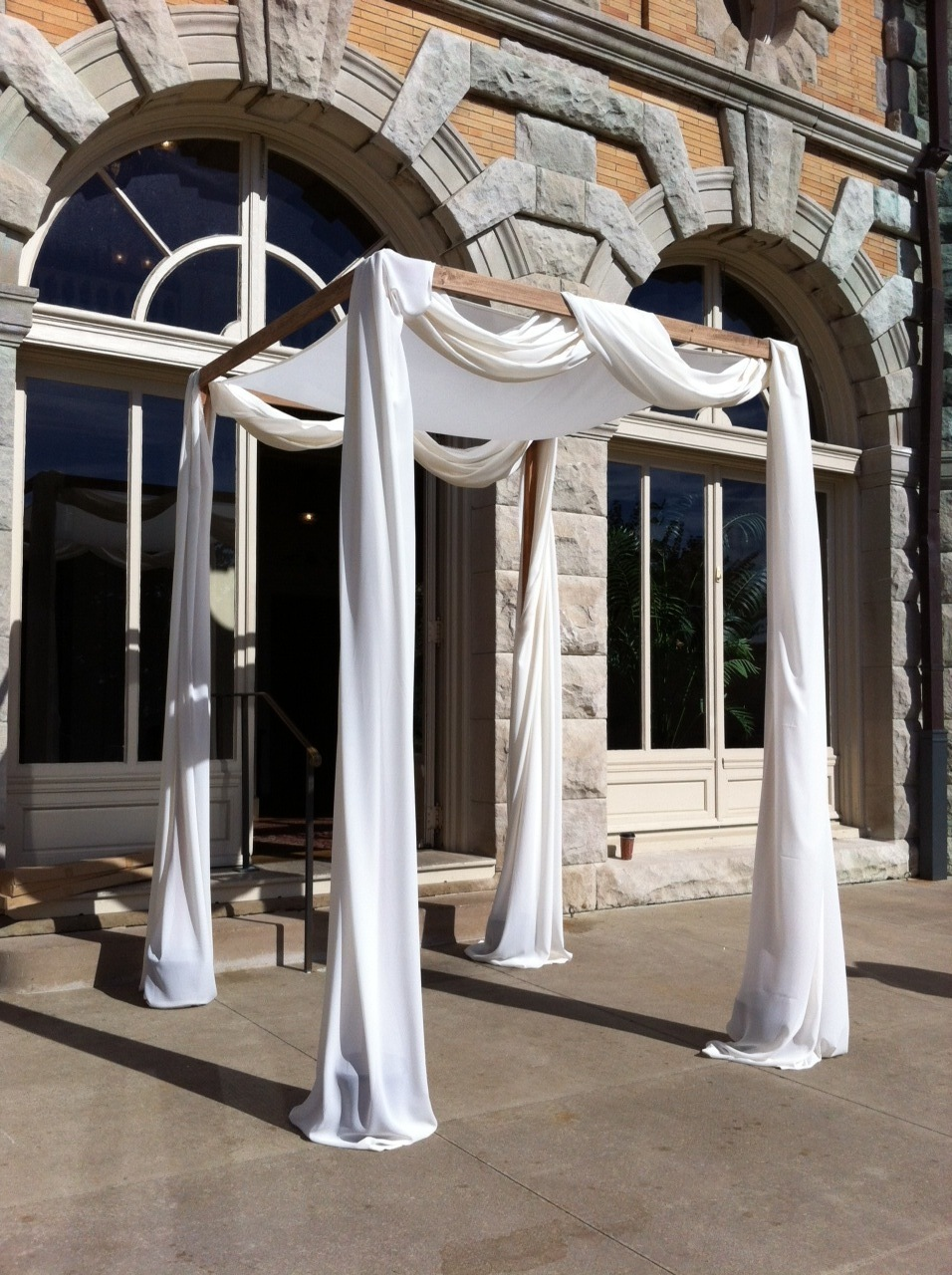 Ceremony, Flowers & Decor, Decor, Rental, Chuppah, Huppah, Canopy