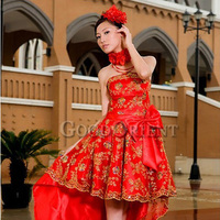Wedding Dresses, Fashion, red, dress, Wedding, Cheap