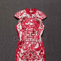 Wedding Dresses, Fashion, red, dress, Chinese, Japanese, Cheongsam, Kimono, Clothing