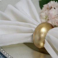 Reception, Flowers & Decor, gold, Rings, Table, Leaf, Napkin, Decorations