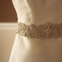 Jewelry, Accessories, Bridal, Pearls, Sash, Crystals