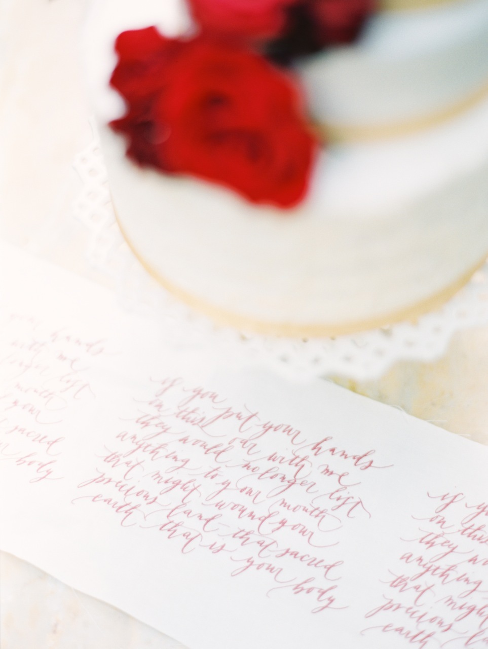 Calligraphy, red, Vows, Crimson, Love poems styled wedding, Poetry