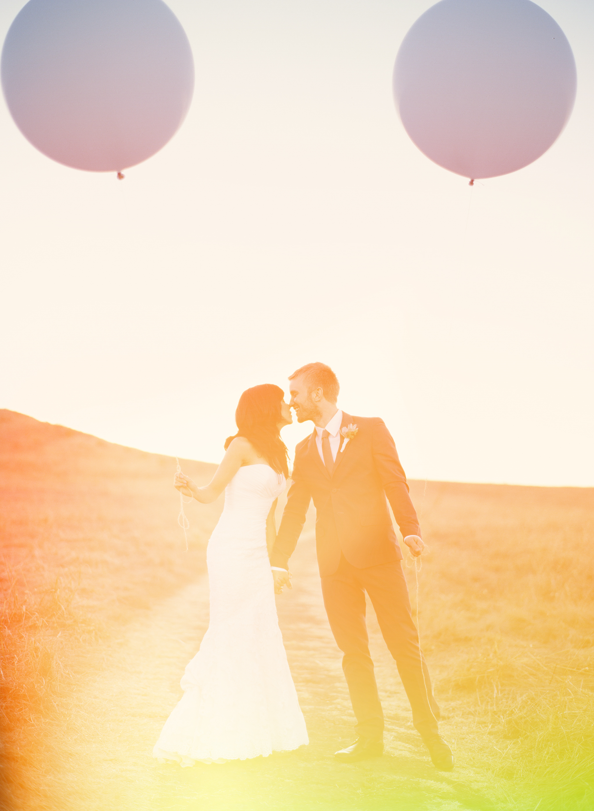 white, blue, black, Bride, Groom, Balloons, Large, Andrea eric