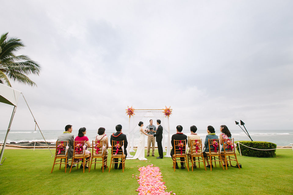 Ceremony, Flowers & Decor, Destinations, orange, pink, Destination, Aisle, Claire jing