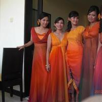 Wedding Dresses, Fashion, orange, dress