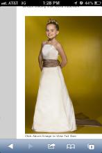 Ceremony, Flowers & Decor, Wedding Dresses, Fashion, white, purple, black, dress