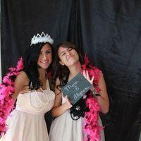 DIY, Favors & Gifts, Bridesmaids, Bridesmaids Dresses, Fashion, pink, black, Favors, Photobooth