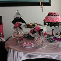 Favors & Gifts, Cakes, pink, cake, Favors, Bridal, Shower