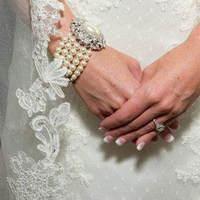 Wedding Dresses, Veils, Fashion, ivory, dress, Veil, Cathedral, Maggie, Sottero, Bernadine