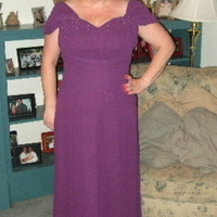 Ceremony, Reception, Flowers & Decor, Wedding Dresses, Fashion, purple, dress, Bride, Of, Mother