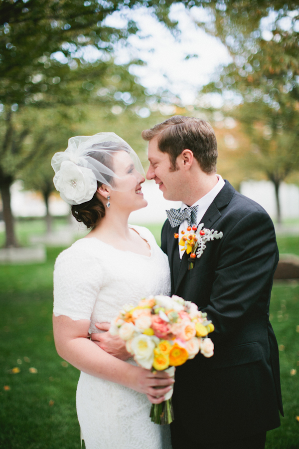Bride, Groom, Peach, Autumn, Handmade, Lds, Juliet stuart