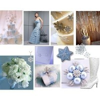 Reception, Flowers & Decor, white, silver, Inspiration board, Ideas