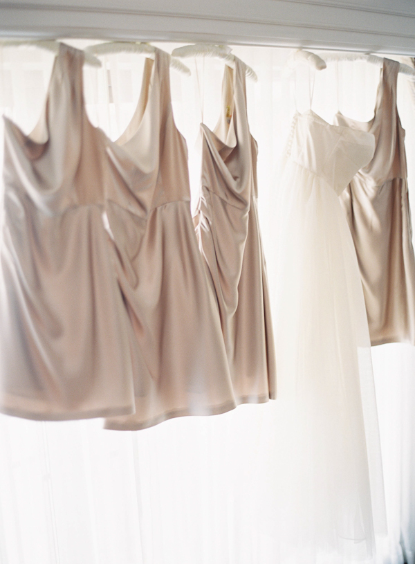 Bridesmaids, Bridesmaids Dresses, Fashion, ivory, Champagne, Beige, Short, Dresses, Tan, One, Shoulder, J, Crew, Colleen zachary, Short Wedding Dresses