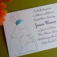 Shower, Invites