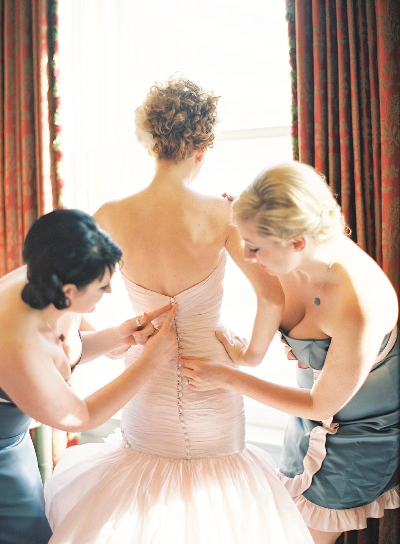 Bridesmaids, Bridesmaids Dresses, Fashion, Gown, Wedding, Garter, Blush, Naomi rachel