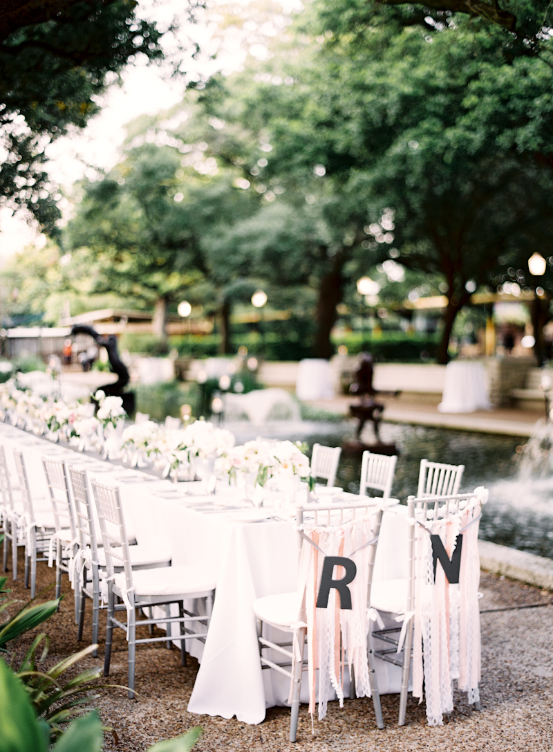 Reception, Flowers & Decor, Outdoor, Table, Initials, Cream, Zoo, Naomi rachel