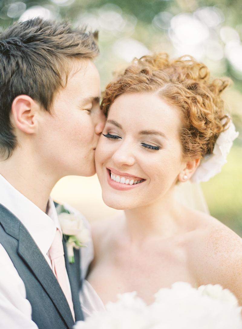 Ceremony, Reception, Flowers & Decor, Outdoor, Wedding, Cream, Blush, Naomi rachel