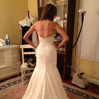 Wedding Dresses, Fashion, white, dress, Buttons, Alterations