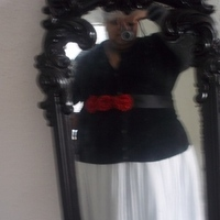 Wedding Dresses, Fashion, white, red, black, dress