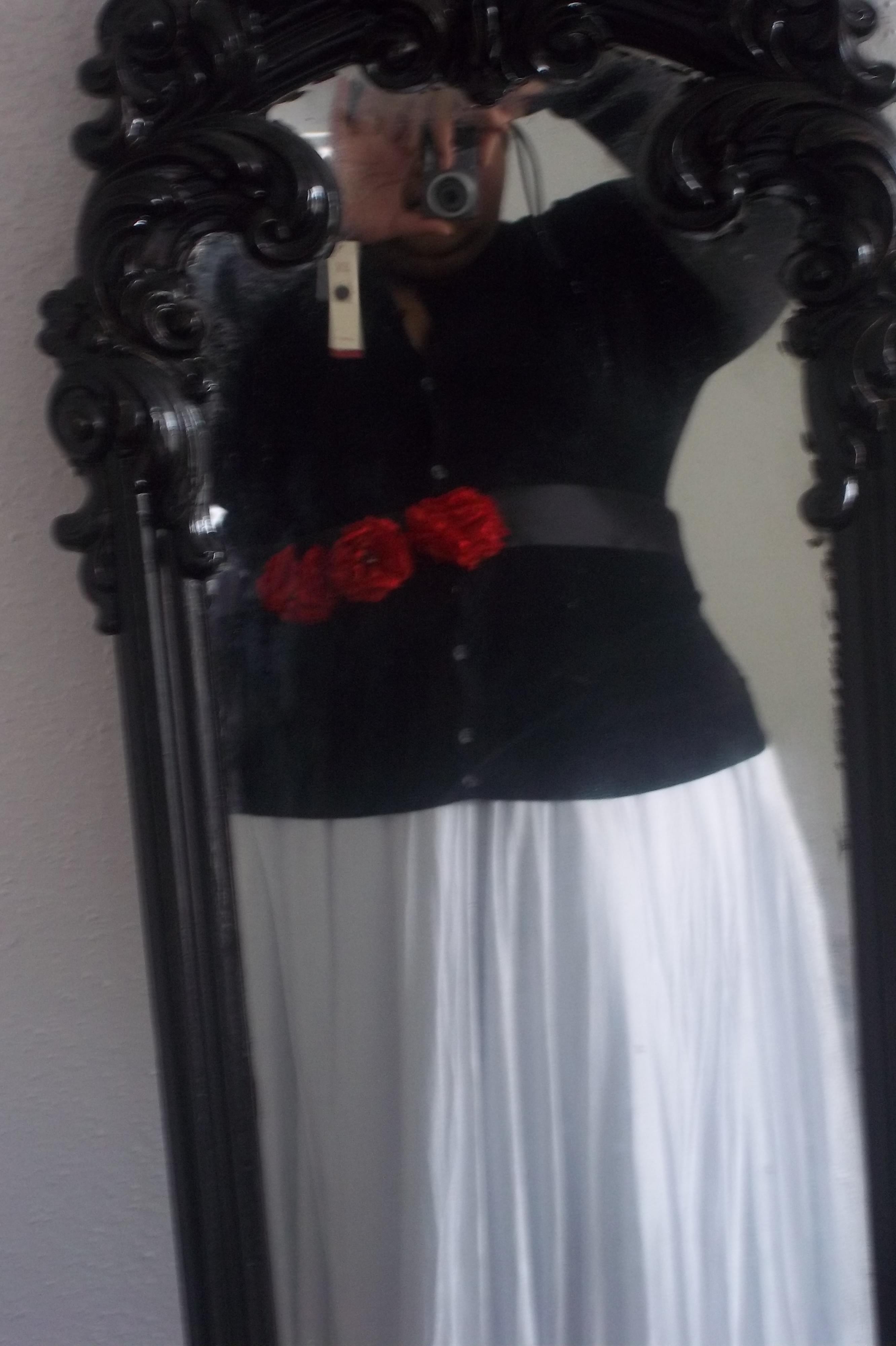 Wedding Dresses, Fashion, white, red, black, dress