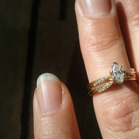 Jewelry, gold, Engagement Rings, Ring, Engagement, Diamond, Marquise