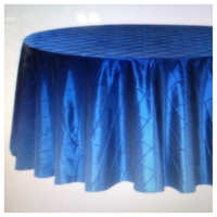 Reception, blue, Tablecloth, Flowers & Decor