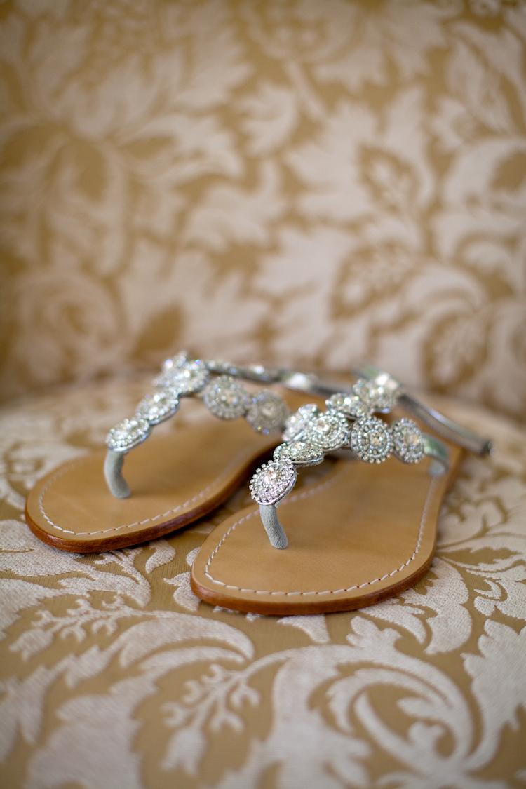 Sandals, Jessica michael