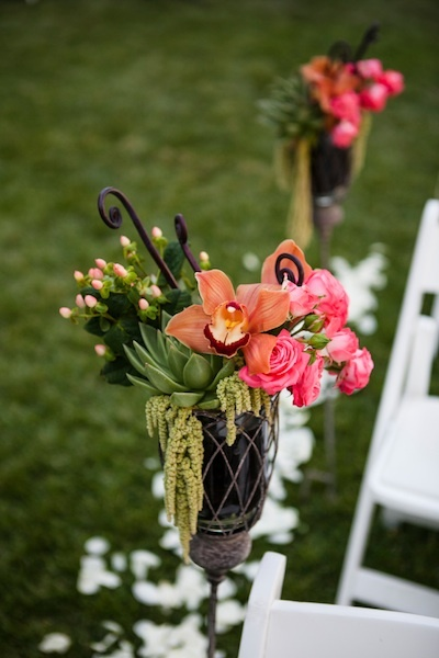 Roses, Aisle, Succulents, Amaranthus, Liners, Chalinee craig