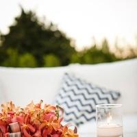 white, Candles, Furniture, Lounge, Navy, Wood, Apricot, Chevron, Chalinee craig
