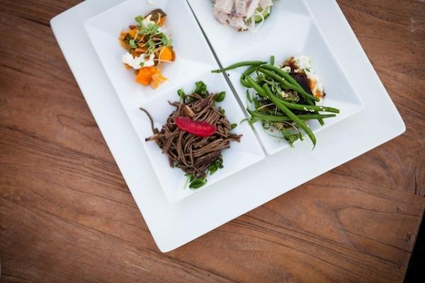 Reception, Flowers & Decor, Box, Meal, Chalinee craig, Bento