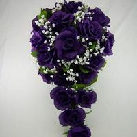 Flowers & Decor, purple, black, Flowers