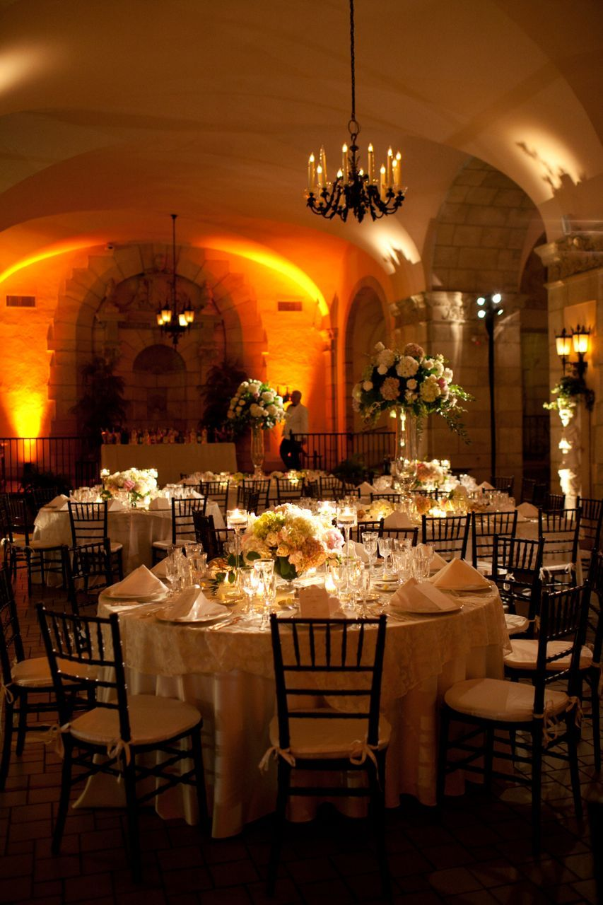 Reception, Flowers & Decor, Tables & Seating, Round, Linens, Chandelier, Tables, Hydrangeas, Karina mike