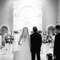 Ceremony, Flowers & Decor, Veils, Fashion, Men's Formal Wear, Bride, Groom, Veil, Church, Tuxedo, Karina mike