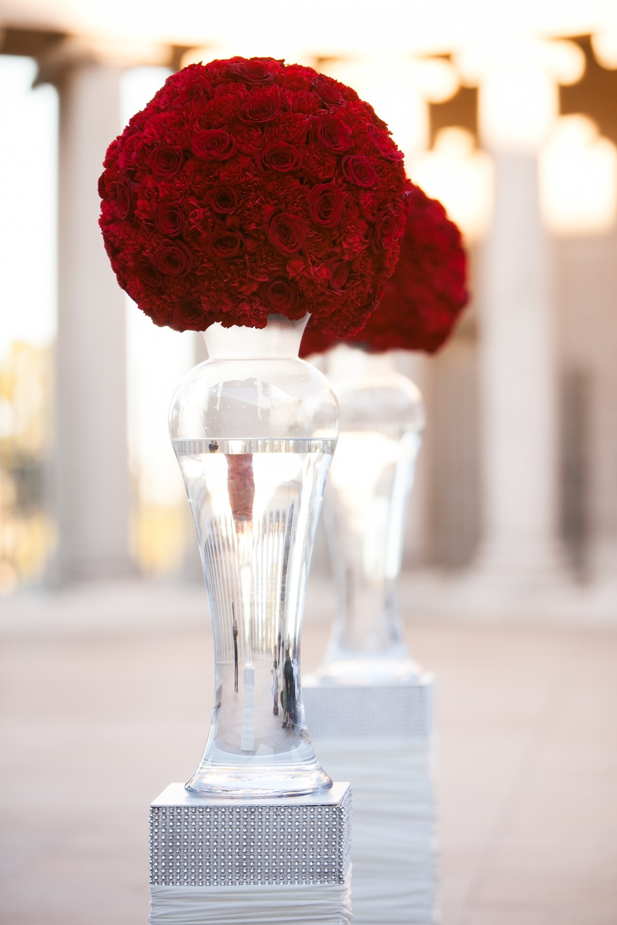 Ceremony, Flowers & Decor, Decor, red, Roses, Wendy jason