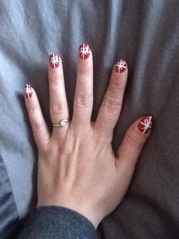Nails, Christmas