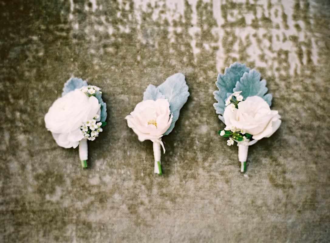 Flowers & Decor, Boutonnieres, Florals, Miller, Dusty, Naomi rachel