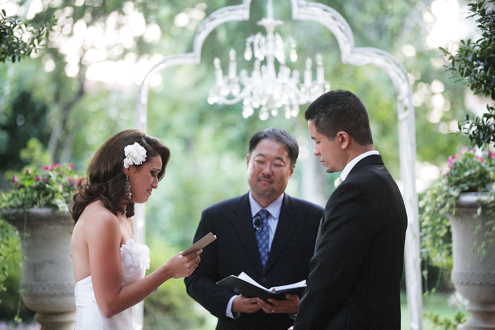 Ceremony, Flowers & Decor, Vows, Chandelier, Marlysa john